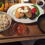 41564556 - シーフードフライ定食