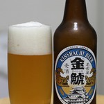 盛田金しゃちビール犬山工場 - ドリンク写真:ピルスナー