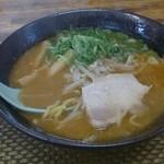 京都らあめん玄作 - 料理写真:味噌ラーメン670円