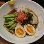麺や 栄龍 - 冷し中華(15-09)