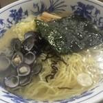 らーめん えびす - 料理写真:しじみ(しお)