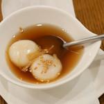 ベジー - 白玉と生姜のシロップ漬け