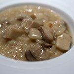 レストラン ラッセ - ポルチーニ茸と魚沼産コシヒカリのリゾット