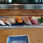 鮨 笹元 - 握り寿司