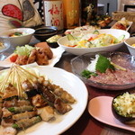 YAKITORI kitchen彩 - メイン写真: