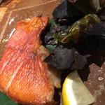 空色COLOR - 金目鯛の昆布締め焼