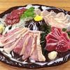 おごじょ家 - 料理写真:朝引きした新鮮な薩摩地鶏!刺身ならではの食感をお楽しみいただけます。