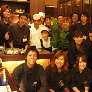 「居酒屋甲子園」大阪1位(2年連続)・関西1位!