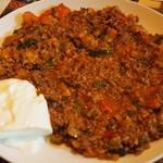 トルコ料理レストラン ヒサル - 茄子のムサカ