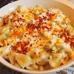 トルコ料理レストラン ヒサル - マントゥ(トルコ風餃子)はガーリックが利いている
