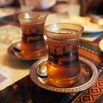 トルコ料理レストラン ヒサル - ターキッシュ チャイ