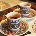 トルコ料理レストラン ヒサル - ターキッシュ コーヒー