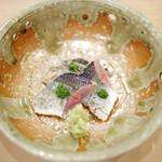 41570560 - 北海道産秋刀魚の造り