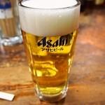 立ち呑み 北京 - 生ビール