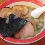 とん忠 - 料理写真:とんちゅうらーめん 700円