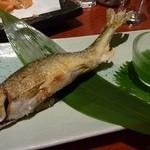 味どころ 遊 - 鮎塩焼き