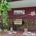 マミンカ - お店の看板