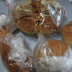 マミンカ - 買って来たパン