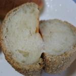 マミンカ - 紅茶メロンパンバターブレッド