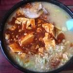 味噌屋 麺太 - 爆風パイタン  辛いよ。