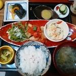 カフェギャラリー柚 - 日替わりランチ
