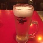 41578347 - ビールも飲みました