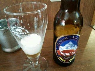RUCHI 上尾店 - ネパールアイスビール