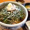 福寿司 - 料理写真:名物わらどん