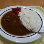 八幡平山頂レストハウス - カレー850円