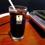 焼肉酒場 うしわかまる - ランチドリンク・アイスコーヒー
