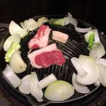 41581389 - 北海道産ラム、美味い!