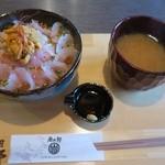41581510 - ヒラメ丼