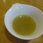 フォルクス - グリーンカレースープ