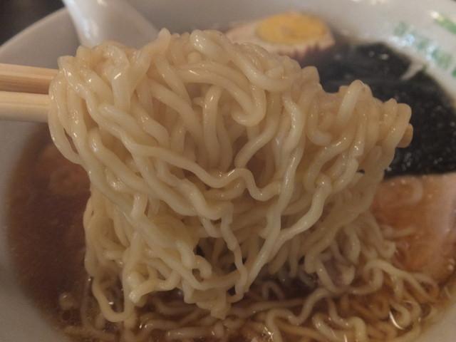 春木家本店 - 硬めの麺
