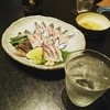 おおの - 料理写真:秋刀魚刺身