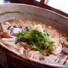 逢味庵 - 料理写真:秋限定「きのこ五種うどん・そば」