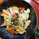 喜船 - 海鮮丼 ¥1,200