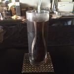 弁天カフェ - アイスコーヒー