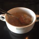 弁天カフェ - スープ