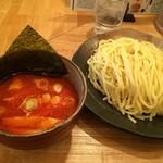 41585591 - 辛味つけ麺(大盛)