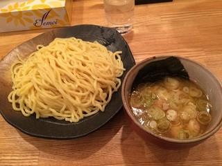 つけ麺屋 やすべえ 道頓堀店 - つけ麺(大盛)