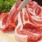 和牛焼肉 二代目 ばんばん - ラムチョップ