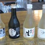 柏屋 - 冷酒各種