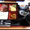 プラン ソレイユ - 料理写真:シェフおまかせ幕の内(ドリンクバー・サラダ・味噌汁・デザート付き、1,300円)