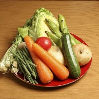 千葉直送の有機野菜