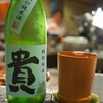しゃぶ玄 - 貴(特別純米)