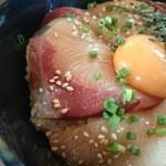 41592039 - ハマチづけ丼 ズーム