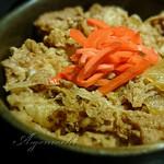 領山 - 牛丼