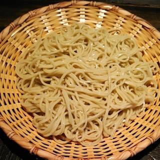 手打ち蕎麦 成冨 - 料理写真:せいろ
