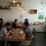 ジジコーヒー - 店内